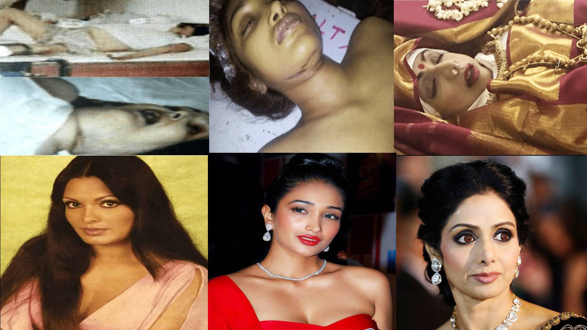 Deaths of celebrities mysterious indian List of