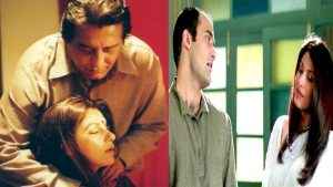 actresses that romanced with father & son