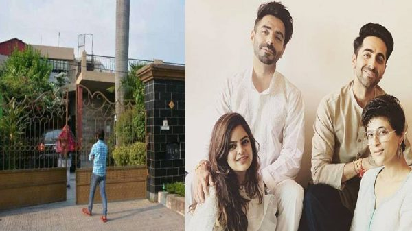 Ayushmann Khurrana bought a multicrore house