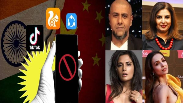 Bollywood celebs on the TikTok ban