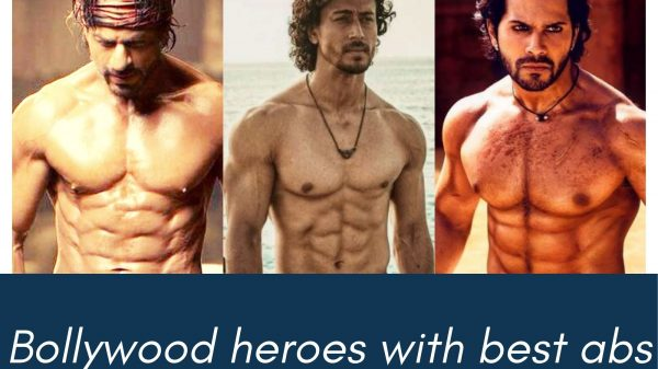 Bollywood heroes with best abs