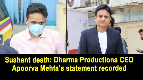 CEO of Dharma Production records statement
