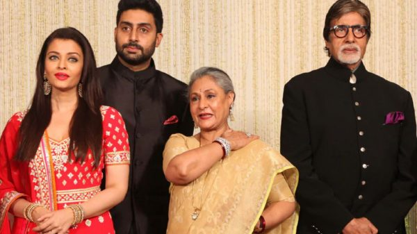 Covid-19 reports of the Bachchan family