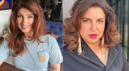 Farah Khan embarrasses Twinkle Khanna