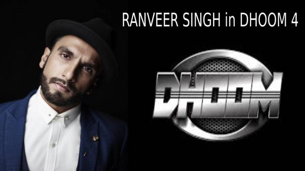 Ranveer Singh to lead Dhoom 4
