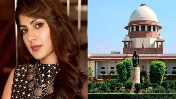 Rhea Chakraborty files petition at Supreme Court
