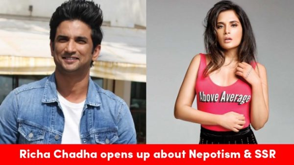 Richa Chaddha on nepotism in Bollywood