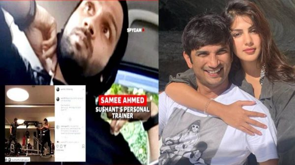 Sting operation on Sushant's trainer Samee Ahmed