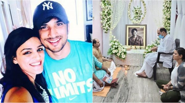 Sushant Singh Rajput's sister Shweta took to Instagram with an emotional story