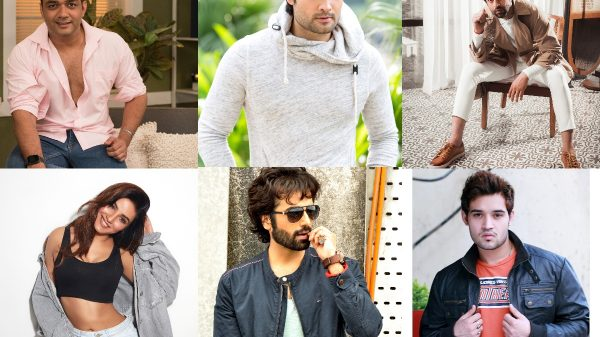 Telly celebs advice on eating healthy