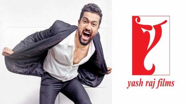 Vicky Kaushal in a comic role for YRF