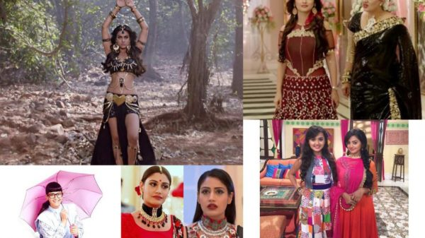 Worst costumes of Hindi TV serials