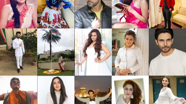 Celebs talk about freedom in India