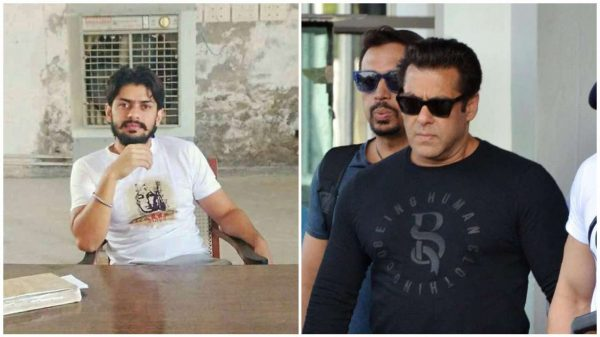 Contract killer hired for Salman Khan caught