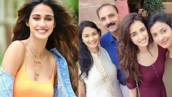 Disha Patani's family tested positive for Covid-19