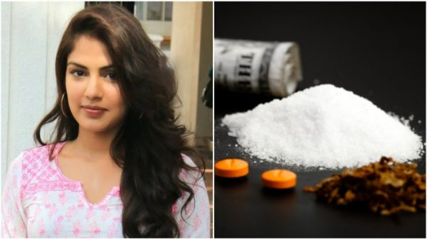 Drug dealing chats of Rhea Chakraborty exposed