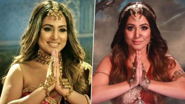 Hina Khan's Naagin 5 becomes the number one watched show