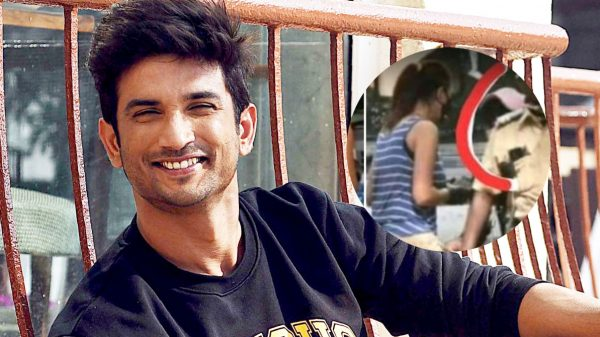 Viral mystery woman from the Sushant Singh Rajput case