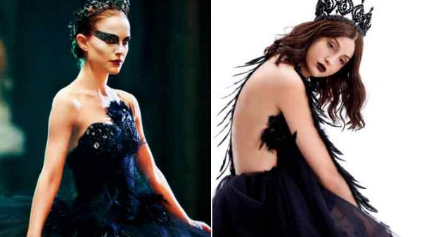 Nora Fatehi's female version of Pachtaoge outfit is copied from Natalie Portman's Black Swan