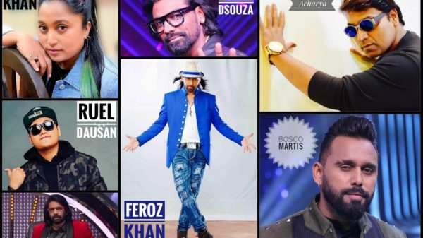 Bollywood's top choreographers