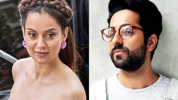 Kangana Attacks Ayushmann