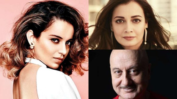 Bollywood's support in Kangana v/s BMC
