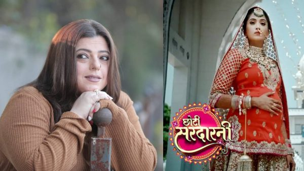 Delnaaz Irani on joining the Choti Sarrdaarni cast