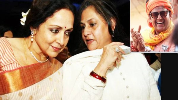 Hema Malini opens up about drugs row in Bollywood
