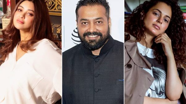 Payal Ghosh accused Anurag Kashyap of sexual harassment