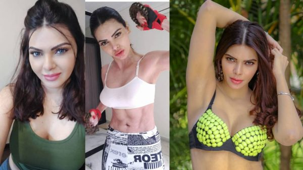 shocking transformation of actress Sherlyn Chopra