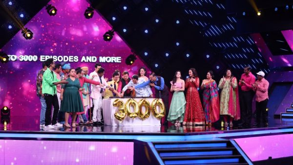 India's Best Dancer celebrates TMKOC