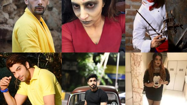 Indian television actors share their Halloween plans