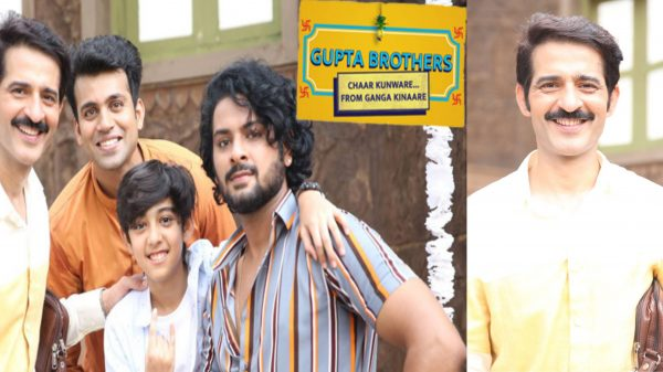 Hiten Tejwani on his new show Gupta Brothers