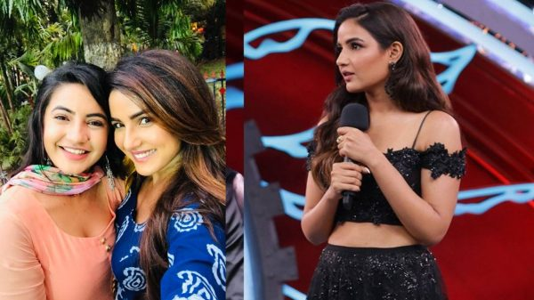 Meera Deosthale roots for Jasmin Bhasin