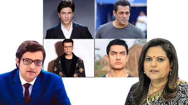 Republic TV & Times Now sued by Bollywood filmmakers