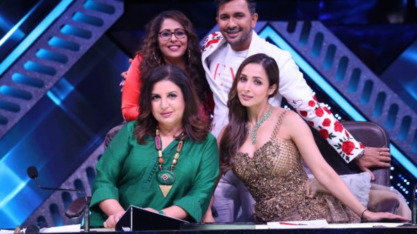 Romance Special with Farah Khan