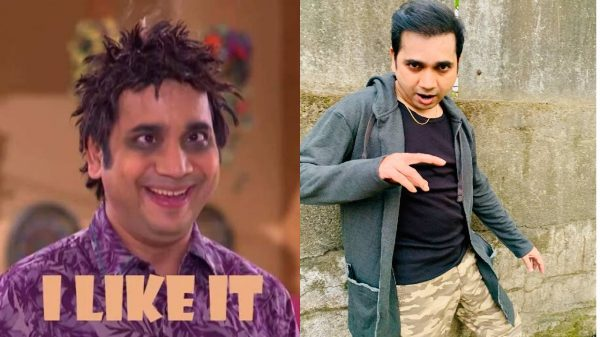 Saanand Verma is enjoying the new normal