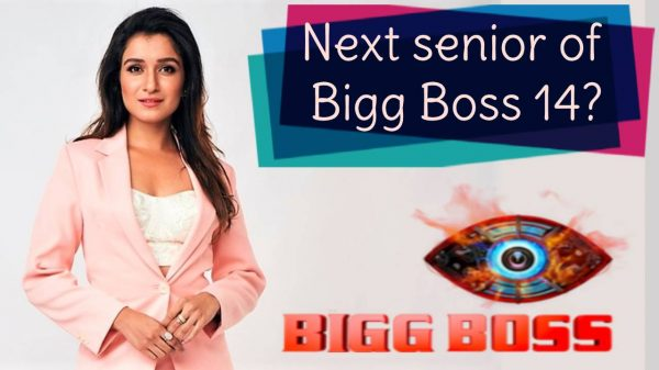 next senior of Bigg Boss 14