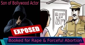 Son of Bollywood actor booked by Mumbai Policer