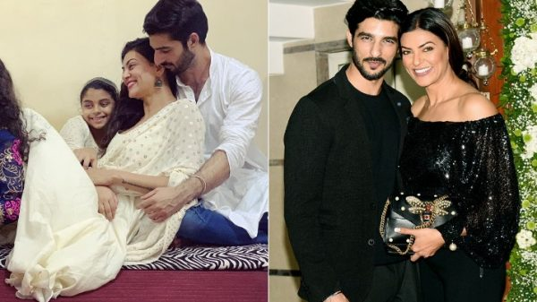 Sushmita Sen on marrying boyfriend Rohman Shawl