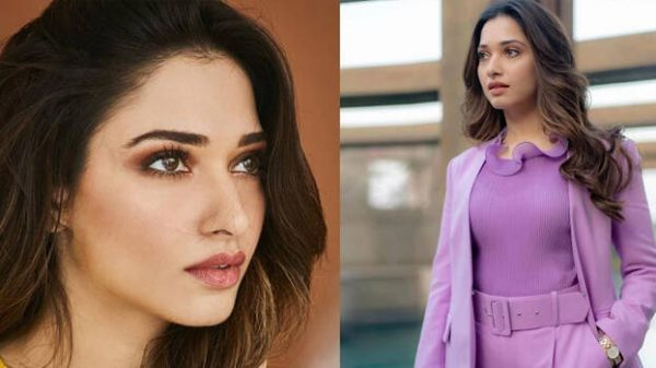 Tamannaah Bhatia on battling Covid-19 virus