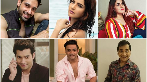Television actors on IPL