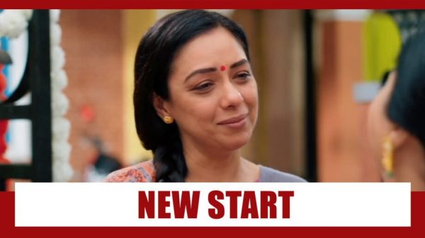 Anupamaa starts a new journey