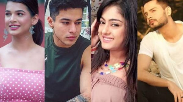four Wild Card Entry contestant of Bigg Boss 14