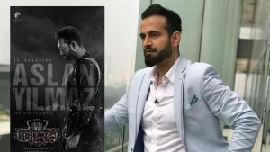 Irfan Pathan Cobra