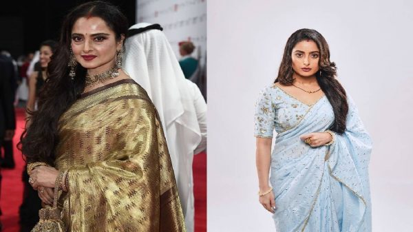 veteran Bollywood actress Rekha