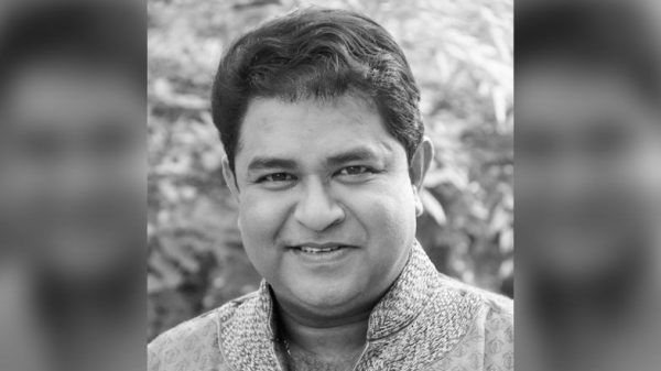 Ashiesh Roy dies of Kidney Failure