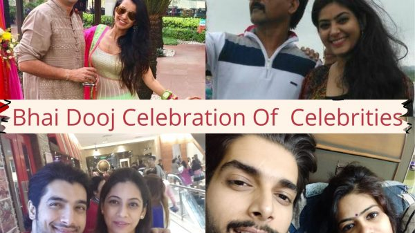 Bhai Dooj celebration of your favorite celebrities