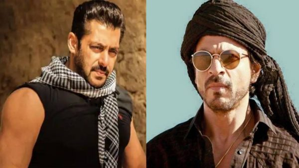 Bollywood Crossover of SRK & Salman