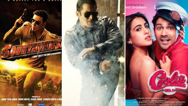 Bollywood gets busy after Diwali